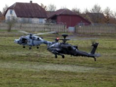 Apache and Wildcat formation